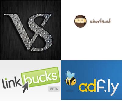Adf ly Vs Shorte st Vs Linkbucks - Ad Nets Review
