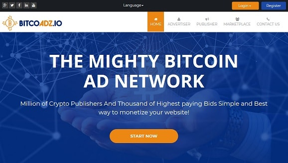 Bitcoadz io Review - Bitcoin Advertising Network - Ad Nets Review